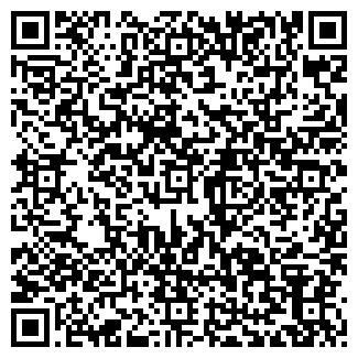 QR-код с контактной информацией организации LEFUTUR