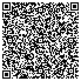 QR-код с контактной информацией организации АНТЕЙ КАБАРЕ