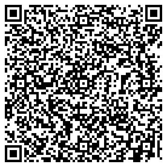 QR-код с контактной информацией организации ДЕБОШ CLUB CODE