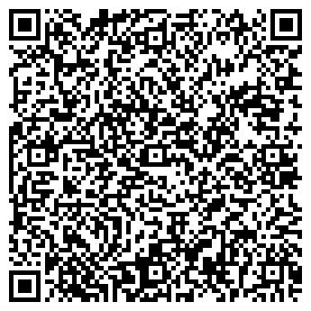 QR-код с контактной информацией организации СОЛДАТ УДАЧИ
