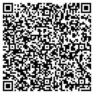 QR-код с контактной информацией организации TELECLUB
