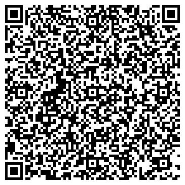 QR-код с контактной информацией организации ПЛАНЕТА БОУЛИНГ КОМПАНИЯ