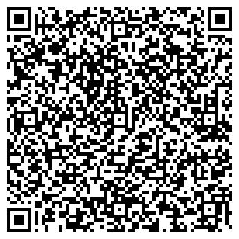 QR-код с контактной информацией организации ЛИОНИ ГАЛЕРЕЯ ШТОР