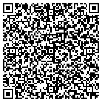QR-код с контактной информацией организации АМПИР САЛОН