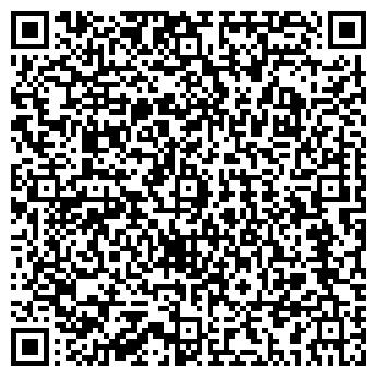 QR-код с контактной информацией организации КОВРЫ DE LUXE