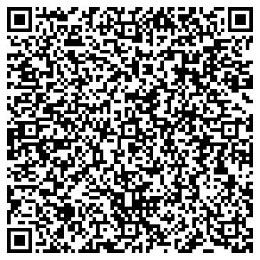 QR-код с контактной информацией организации МОДНЫЙ СВЕТ СТУДИЯ РЕШЕНИЙ