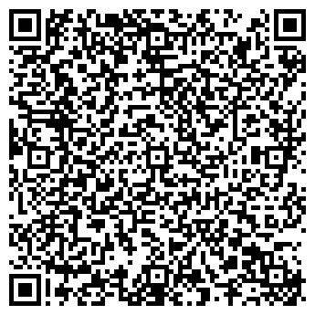 QR-код с контактной информацией организации ОТЕЛЬ ДЕ ПАРИ