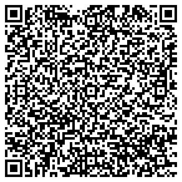 QR-код с контактной информацией организации ВИТРИНА РЕКЛАМНАЯ ГАЗЕТА