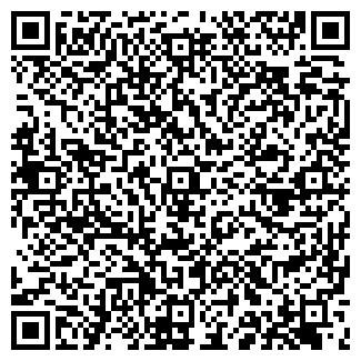 QR-код с контактной информацией организации ВДВ, ЗАО