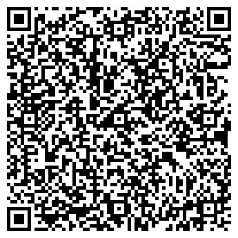 QR-код с контактной информацией организации ОРГТРАНС, ООО