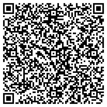 QR-код с контактной информацией организации ГАЛЕРЕЯ М