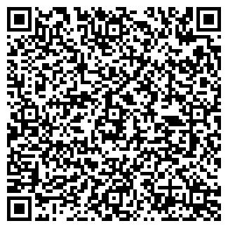 QR-код с контактной информацией организации ООО КОРУД