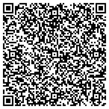 QR-код с контактной информацией организации ГАРМОНИЯ РУССКИЙ КУЛЬТУРНЫЙ ЦЕНТР ОО