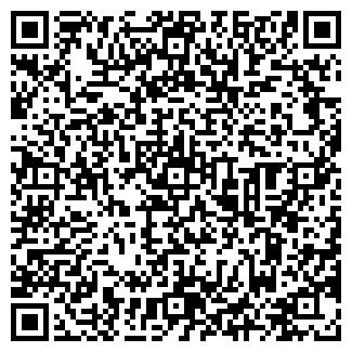 QR-код с контактной информацией организации ГЭТИ