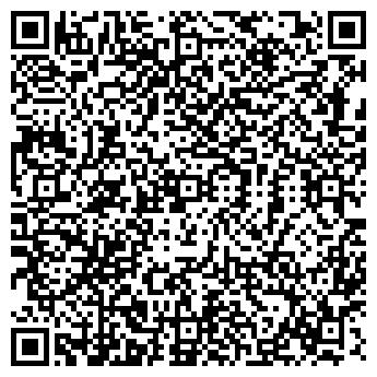 QR-код с контактной информацией организации МЕТЕОСЛУЖБА