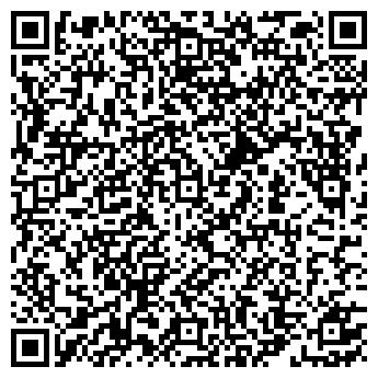 QR-код с контактной информацией организации КРЕДИТНОЕ БЮРО