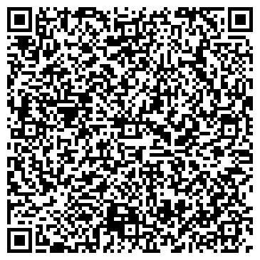 QR-код с контактной информацией организации ГЕРМЕС-ПРОФИ ПРОФЕССИОНАЛЬНО-СПОРТИВНЫЙ КЛУБ