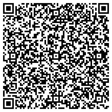 QR-код с контактной информацией организации АВЕРОН-МТ СТОМАТОЛОГИЧЕСКАЯ КЛИНИКА