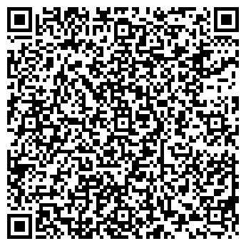 QR-код с контактной информацией организации АНЕСТИК ПЛЮС, ЗАО