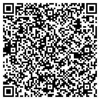 QR-код с контактной информацией организации ООО ЛЮДМИЛА