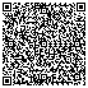 QR-код с контактной информацией организации АВЭС, ООО