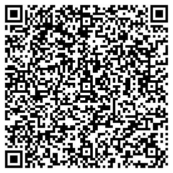 QR-код с контактной информацией организации АЙС-ФУД, ООО