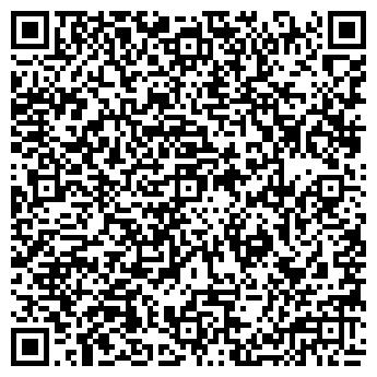 QR-код с контактной информацией организации ИНТЭРОН, ООО