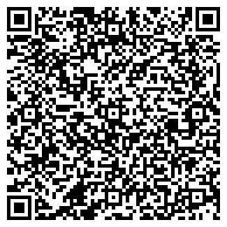 QR-код с контактной информацией организации ООО ИСЕТЬ
