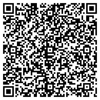 QR-код с контактной информацией организации ГОДЛЕВ