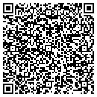 QR-код с контактной информацией организации TEO