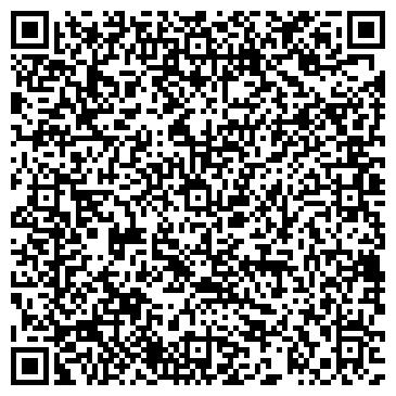 QR-код с контактной информацией организации БРАВО ФАБРИКА СЦЕНИЧЕСКОЙ ОДЕЖДЫ