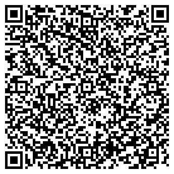 QR-код с контактной информацией организации ВОРОНА, ООО