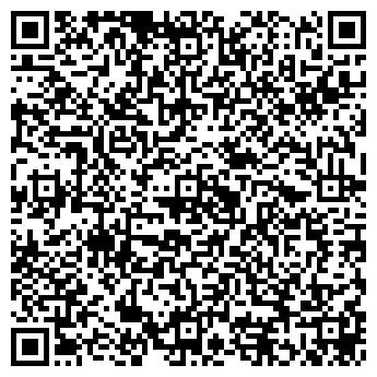 QR-код с контактной информацией организации ЛЕОН МАГАЗИН