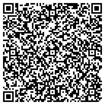 QR-код с контактной информацией организации МАК ЦЕНТР УРАЛ