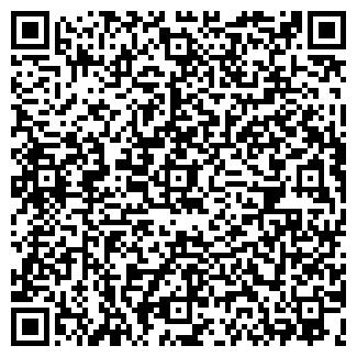 QR-код с контактной информацией организации ДАМАС, ООО