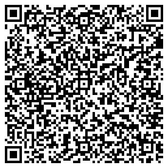 QR-код с контактной информацией организации УДАЧНЫЕ ВЕЩИ