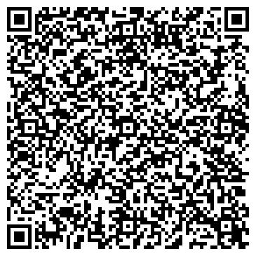 QR-код с контактной информацией организации ООО АРТ-АТЕЛЬЕ-ФРЭЙМ