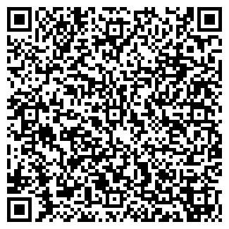 QR-код с контактной информацией организации СЛУХ 66