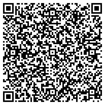 QR-код с контактной информацией организации ТЕПЛООБМЕН