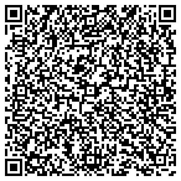 QR-код с контактной информацией организации УРАЛЬСКИЙ ПРОМЫШЛЕННЫЙ ХОЛДИНГ, ЗАО