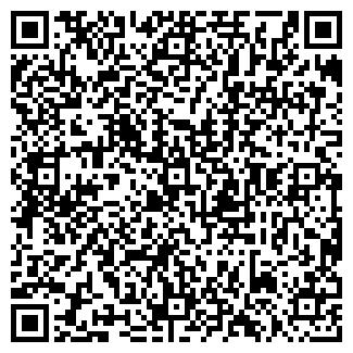 QR-код с контактной информацией организации ООО КРОУС