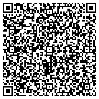QR-код с контактной информацией организации ИМПЕРИЯ ТКАНИ