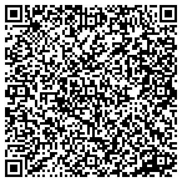 QR-код с контактной информацией организации ООО Дом ткани Лорис