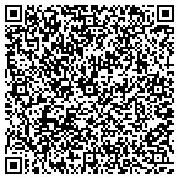 QR-код с контактной информацией организации КАНИСТРА СЕРВИСНЫЙ ЦЕНТР, ЗАО