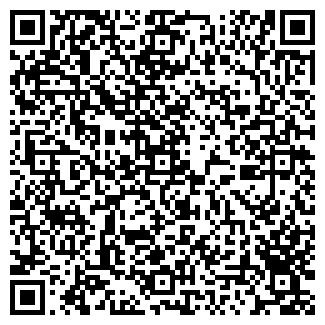 QR-код с контактной информацией организации МЕГА ТЕРМ, ООО