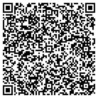 QR-код с контактной информацией организации VIP ФЛОРИСТИКА