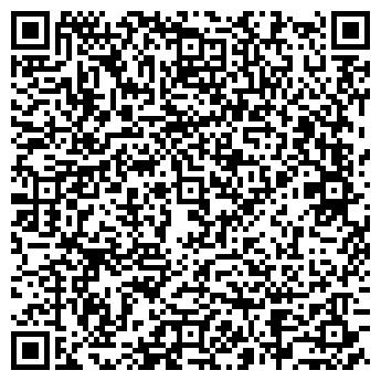 QR-код с контактной информацией организации RUBLEVKA САЛОН