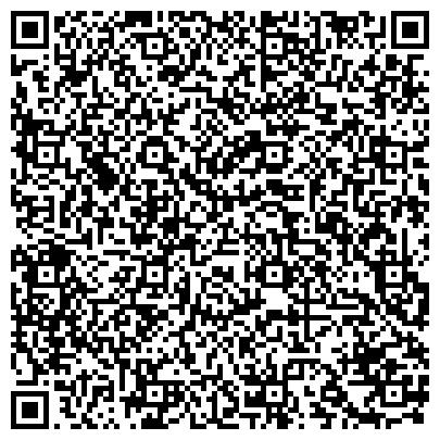 QR-код с контактной информацией организации КУСИНСКИЙ ЛИТЕЙНЫЙ МАШИНОСТРОИТЕЛЬНЫЙ ЗАВОД УРАЛЬСКОЕ ПРЕДСТАВИТЕЛЬСТВО