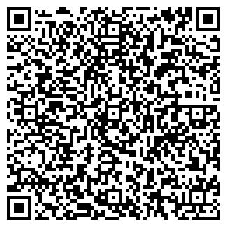 QR-код с контактной информацией организации ОАО АЗАНКА