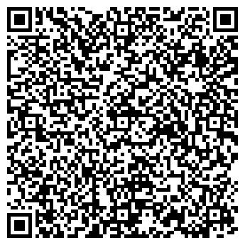QR-код с контактной информацией организации АВК ТД МИР КРАСОК